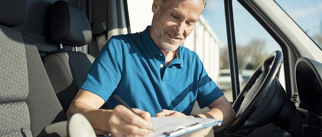 Documentação para transporte de cargas